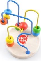 Лабиринт с бусинками №2, Lucy&Leo