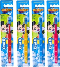 Зубная щетка ORAL_B Mickey for Kids