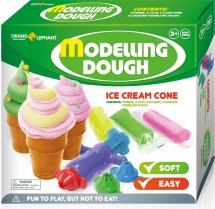 "Набор теста Orange Elephant ""Мороженое в вафельном стаканчике"""
