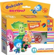 """Магнитный театр """"Фиксики"""", Vladi Toys"""
