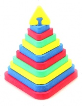 "Пирамида ""Треугольник"", Бомик"