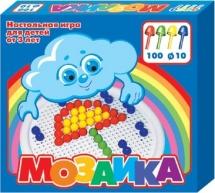 Мозаика, 100 дет, 10 мм, Десятое королевство