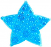 Мини-коврик Valiant Морская звезда, голубой