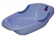 Ванночка детская, голубая, Полимербыт