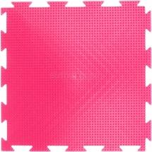 """Массажный коврик Орто """"Трава"""" жесткий 25x25 см, розовый"""