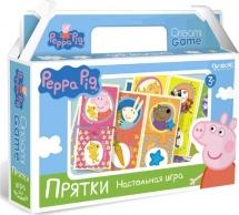 """Настольная игра Origami """"Peppa Pig. Прятки"""""""