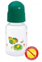 Бутылочка полипроп. с силик.соской,125 мл