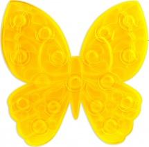 """Мини-коврик Valiant """"Мотылек"""", желтый"""