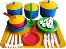 Набор посуды Плэйдорадо Хозяюшка