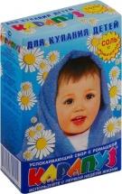 Соль Карапуз для ванн с ромашкой 500 г