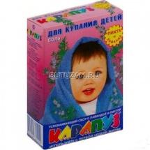 """Соль д/ванн """"Лаванда-пихта"""" 500 гр., Карапуз"""