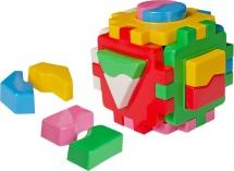 """Сортер """"Кубик. Умный малыш, Логика-1"""", Орион"""