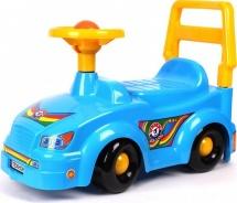 Каталка Технок Машина, синий