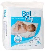 Bel Baby Пеленки детские, 60х60, 10 шт