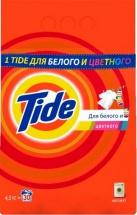 Стиральный порошок Tide для белого и цветного 4,5 кг