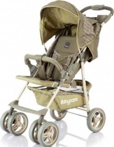 Коляска прогулочная Baby Care Voyager Olive Checkers