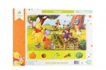 """Пазл для малышей """"Disney. Фрукты. Овощи"""", Step Puzzle"""