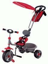 Велосипед детский Chopper, красный, Jetem
