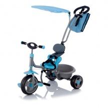Велосипед детский Chopper, голубой, Jetem
