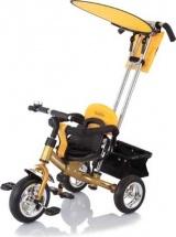 "Велосипед Jetem ""Lexus Trike Next Generation"", желтый"