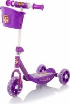 Самокат Baby Care Wheel Scooter фиолетовый