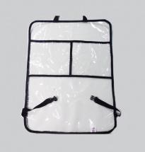 """Защитная накидка на сиденье автомобиля """"Карманы"""", ProtectionBaby"""