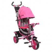 """Велосипед """"Classic Plus"""", розовый, Micio"""