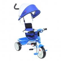 """Велосипед """"Uno Plus"""", синий с белым, Micio"""