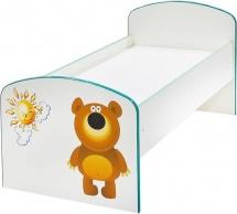 Кроватка Orange Kids Солнышко и медвежонок