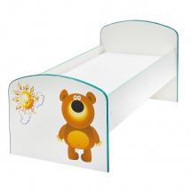 """Кроватка """"Солнышко и медвежонок"""", Orange Kids"""