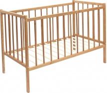 Кроватка Мир колибри Колибри-мини, орех