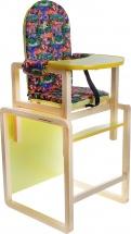 Стул-стол Вилт Джунгли, зеленый
