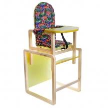 "Стул-стол ""Джунгли"", зеленый, Вилт"