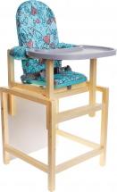 Стул-стол Вилт СТД 07, бирюзовый