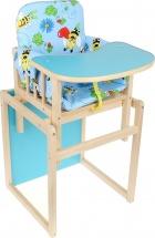 Стул-стол Мир колибри Колибри, голубой