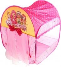 Палатка  Домик принцессы, розовый