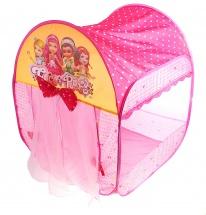 """Палатка """"Домик принцессы"""", Розовый, SumyCat"""