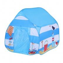 """Палатка """"Морской домик"""", Голубой"""