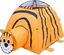 Палатка Тигр с туннелем, оранжевый