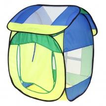 """Палатка """"Домик"""", разноцветная"""