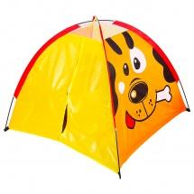"Палатка ""Собачка"", Оранжево-желтый"