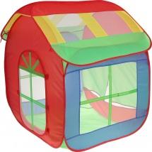 Палатка Цветной домик