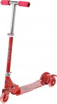 Самокат стальной ОТ-995, красный