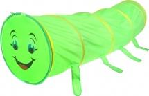 Детский туннель Гусеничка, зеленый