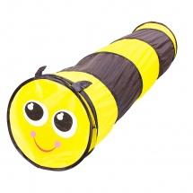 "Детский туннель ""Пчелка"", Черно-желтый"