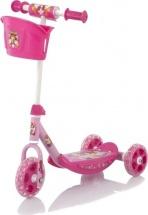 Самокат Baby Care Wheel Scooter розовый