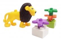 Конструктор S+S Toys с фигурками 6 дет