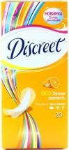 Прокладки женские ежедневные Discreet Deo Summer Fresh Multiform 20шт