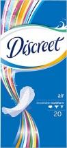 Прокладки женские ежедневные Discreet Air Multiform 20шт