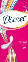 Прокладки женские ежедневные Discreet Normal 20шт